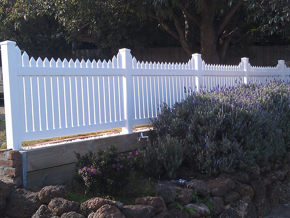 Picket Fencing Polvin Fencing Systems